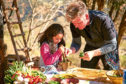 Gordon Ramsay: Uncharted. Pictured: Gordon Ramsay unlocks hidden culinary secrets in Morocco.