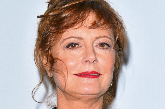 Actress Susan Sarandon in right-to-die call as Scot Richard Selley ends life - Sunday Post