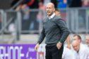 Feyenoord coach Jaap Stam