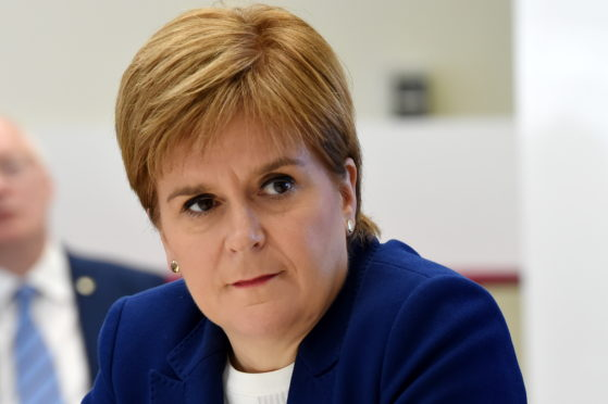 Scotland should be 'force for good' in the world, Nicola Sturgeon says - Sunday Post