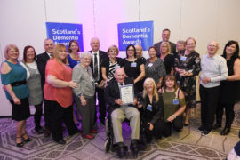 VIDEO: Meet the winners at Scotland's Dementia Awards 2019