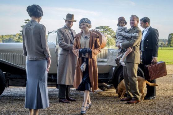 Costume designer reveals Downton Abbey secrets - Sunday Post