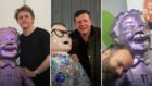 Lewis Capaldi, The Proclaimers and Greg Hemphill from Still Game are just some of the celebs to get involved in Oor Wullie's BIG Bucket Trail this summer.