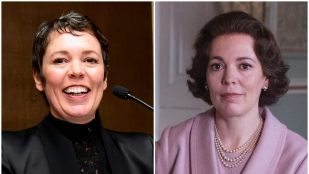 Olivia Colman takes on the role of the Queen in the latest series of The Crown
