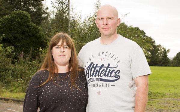 Jill Guthrie and Michael Appleyard