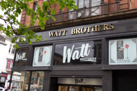 Blow for the high street and 229 jobs axed as Watt Brothers goes into administration