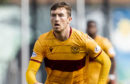 Chris Long in action for Motherwell