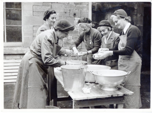New Kelvingrove Art Gallery exhibition tells 80-year story of Glasgow's Royal Voluntary Service - Sunday Post