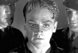 James Cagney as Rocky Sullivan in Angels With Dirty Faces