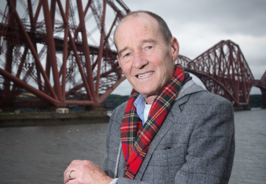 Life according to... Scots actor, director and presenter David Hayman - Sunday Post