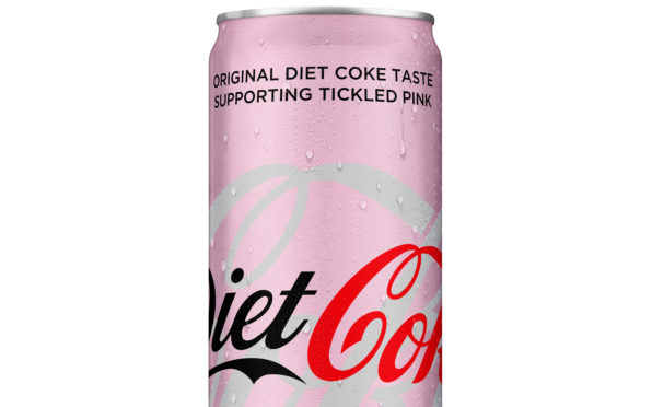 The new Diet Coke can