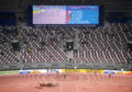 Empty seats at the recent World Athletics Championships in Doha could be a sign of things to come when the World Cup Finals kick off in November, 2022