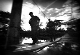 A river of life… a river of death: Drugs, gold and guns bring terror and death to 400-mile waterway in Colombia