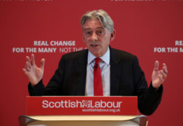 Free school meals for every child in Scotland pledges Labour