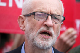 Jeremy Corbyn to stand down as Labour leader after 'very disappointing' election results