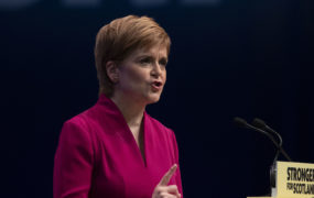 Mandy Rhodes: More bad news for her ministers but FM still feels no pain