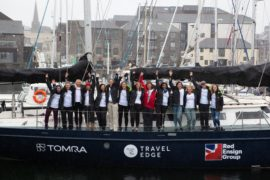 VIDEO: Meet the Scots taking the fight against plastic pollution to the high seas in all-female sailing expedition
