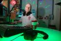 Radio Lollipop DJ Raymond Watson