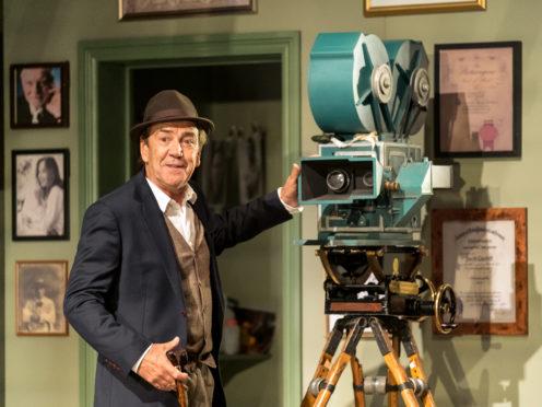 Robert Lindsay as Jack Cardiff in Prism.