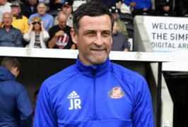 Former Alloa and St Mirren boss Jack Ross sacked by Sunderland