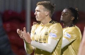 Aberdeen boss Derek McInnes overjoyed by impact of returning Lewis Ferguson