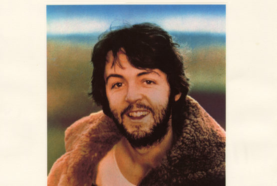 Paul McCartney, photographed by wife Linda