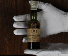 Rare Scotch whisky miniature sells for record £4000