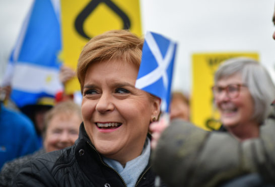 Scottish independence will be better planned than Brexit, Nicola Sturgeon insists - Sunday Post