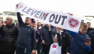 Sean Hamilton: After Craig Levein's departure, Hearts now face an omen