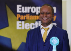 Scotland's only Brexit Party MEP Louis Stedman-Bryce stands down as general election candidate over party's decision not to contest Tory-held seats