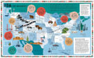 Prisoners of Geography: Our World Explained in 12 Simple Maps By Tim Marshall, illustrated by Grace Easton and Jessica Smith, is published by Simon & Schuster and Elliott & Thompson
