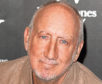 Pete Townshend, guitarist of the legendary British rock band The Who, attends his new novel, The Age of Anxiety.