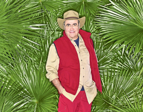 Danny Baker on 'I'm a Celebrity...Get Me Out of Here!'
