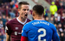 Steven MacLean and James Tavernier will go head-to-head again today