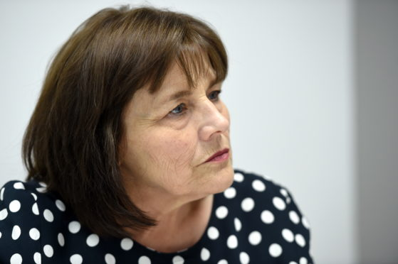 Scottish Health Secretary Jeane Freeman
