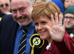 MAP: What the exit poll predicts for Scotland's seats as SNP on course for good night