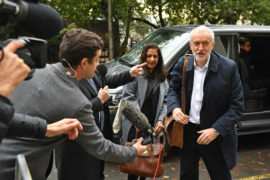 24 days to go: Jeremy Corbyn finalises election pledge to refuse any request for independence poll in the first years of government