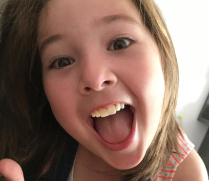 Milly Main, 10, who died at the Queen Elizabeth University Hospital in 2017 having contracted an infection after being in remission from leukaemia.