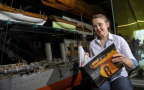 VIDEO: New book catalogues Glasgow Museums' vast array of model ships