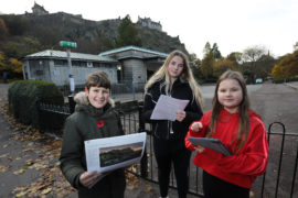 Young Scots invited to have their say on future of Edinburgh's West Princes Street Gardens