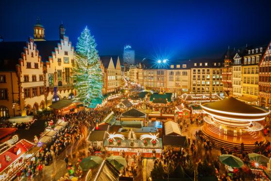 Christmas markets, Germany