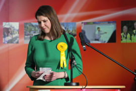 Liberal Democrats leader Jo Swinson loses East Dunbartonshire seat to SNP