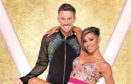 Chris Ramsey and partner Karen Hauer