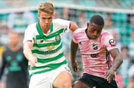 Hibs boss Jack Ross looks to Estonia for reinforcement