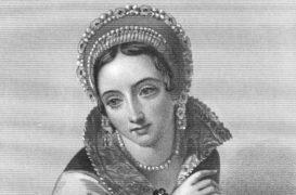 Joan of Navarre around the turn of the 15th Century