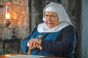 Miriam Margolyes in Call the Midwife.