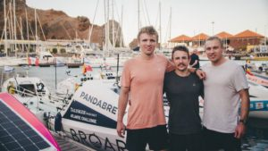VIDEO: Trio of Scots brothers to spend Christmas and New Year rowing across Atlantic Ocean in gruelling world-record attempt