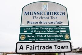 'How can you make a choice from this lot?' The honest view on the General Election from the honest toun, Musselburgh