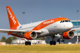 easyJet launch five new routes from Glasgow and Edinburgh, including Barcelona, Pula and Gibraltar