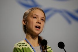 Climate activist Greta Thunberg named Time Magazine's Person of the Year 2019